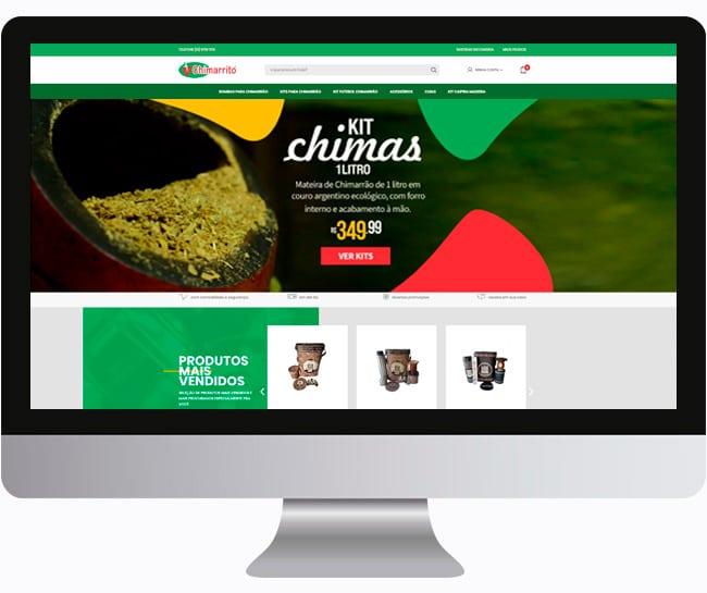 Manutenção de loja virtual